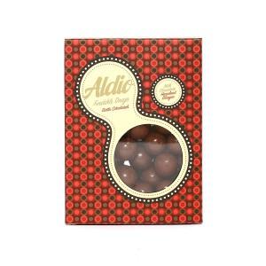 Aldio Sütlü Çikolatalı Fındıklı Draje