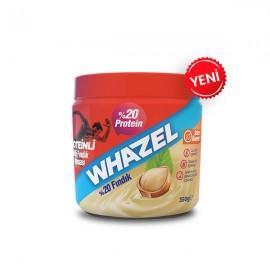 YENİ Whazel Proteinli Sütlü Fındık Kreması