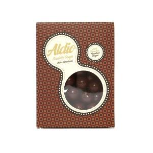 Aldio Bitter Çikolatalı Fındıklı Draje