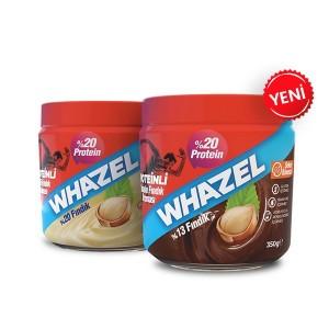 Whazel Proteinli Fındık Kreması Set